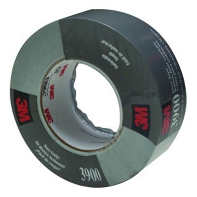 3M 70006250602 Silver Polyethylene Over Cloth Backing Duct Tape, 1.88 Inch W X 60 Yard L X 8.3 Mil T 70006250602 3-M70006250602