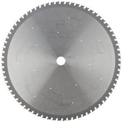 metal cutting circular saw blade. alfra rotadry d355stp mild steel premium dry-cut metal cutting circular saw blade, 14 blade
