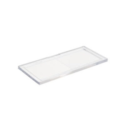 Comfort Clothing And Glove Comfort 932-740 Clear Cr-39 Plastic Cover Lens, 4-1/4 Inch L X 2 Inch W 901-932-740 CMF932-740