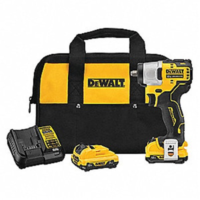 Dewalt X12vmax 3/8 Impactwrench Brush/Cordless Kit DCF902F2 DEWDCF902F2