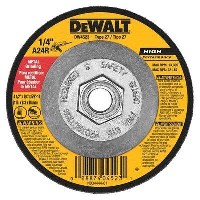 Dewalt High Performance Dw4523 24 Grit Alo2 Type 27