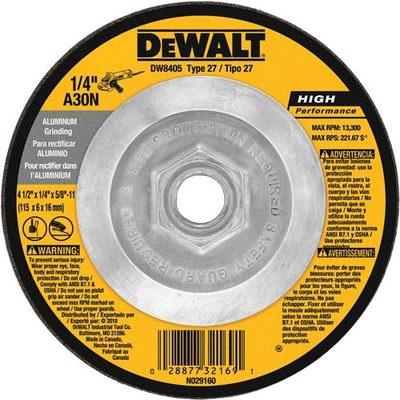 Dewalt High Performance Dw8405 30 Grit Alo2 Type 27