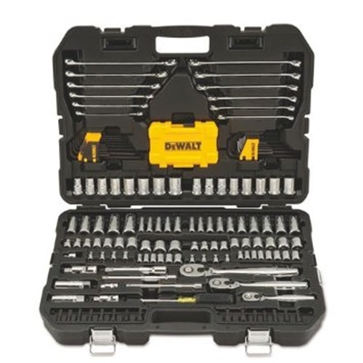 Dewalt Dwmt73803 168Pc Mechanics Tool Set With Plastic Case DWMT73803 DEWDWMT73803