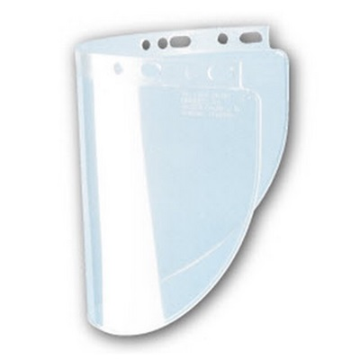 Fiber Metal High Performance 4199Clbp 4199 Series Faceshield Window, 9-3/4 Inch H X 0.06 Inch T X 19 Inch W Visor 4199CLBP FIB4199CLBP