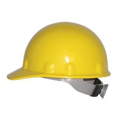 FIBER METAL PROD  FIBRE METAL E-2SW GRAY W/ AUSTAL LOGO PROTECTIVE CAP  W/3-S SWING STRAP