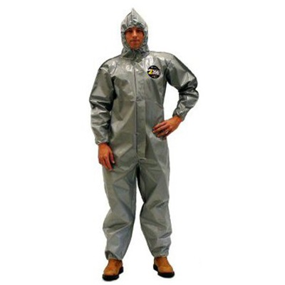 Kappler Zytron Z200 Heat Sealed Coverall With Hood