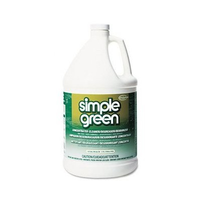 Simple Green 13005 All Purpose Cleaner, Green Liquid, 1 Gal Bottle LAG13005 LAG13005