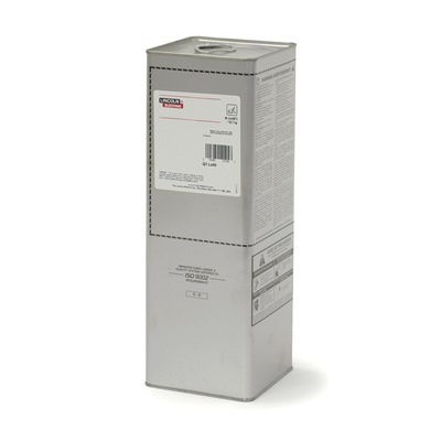 Lincoln Fleetweld 5P Ed010203 Cellulose Sodium E6010 Covered Electrode, 1/8 Inch Dia. X 14 Inch L, 50 Lb Easy Open Can ED010203 LINED010203