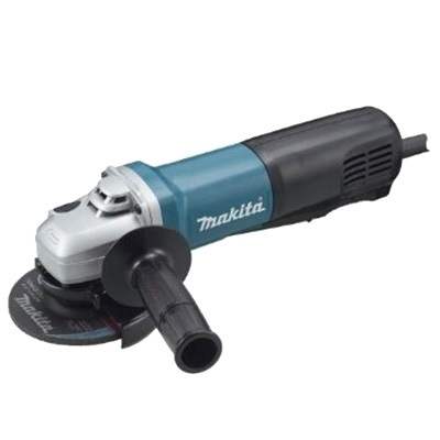 "Makita 4 1/2"" Sjs Paddle Switch Angle Grinder 9564P MAK9564P"