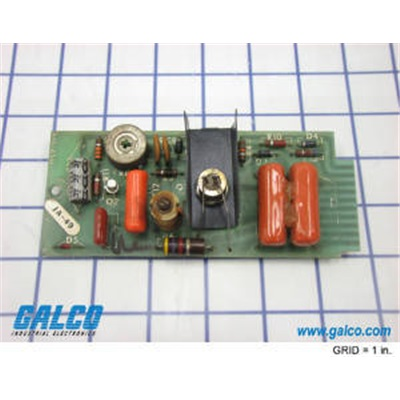 Miller® 057 314 Motor Control Circuit Card Assembly For Automatic Welding  System