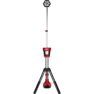 Milwaukee 2130 20 M18 18 Volt Trueview Led Light Stand 4