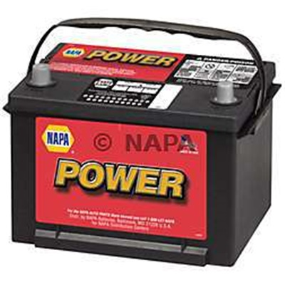 Top And Side Post Car Battery