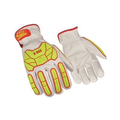 R-Hide Impact Leather Glove Level 5 Cr, Size 3Xl RIN665-R-13 RIN665-R-13