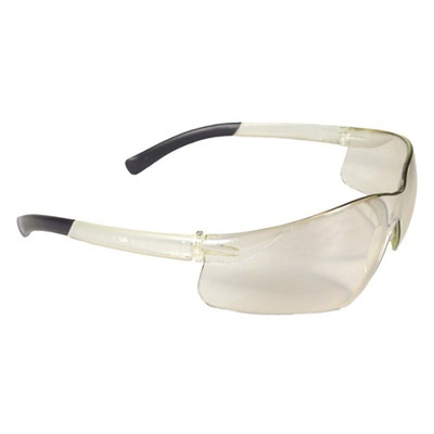 Radians Rad-Atac At1-90Dii Indoor/Outdoor Polycarbonate Frameless Wraparound Safety Glasses RPGAT1-90DII RPGAT1-90DII