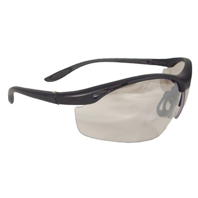 Radians Cheaters Ch1-915 Indoor/Outdoor Polycarbonate Bi-Focal Reader Safety Glasses RPGCH1-915 RPGCH1-915