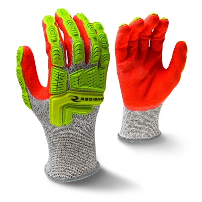 Radians Rwg603 Cut Level 5 Glove Tpr Overlays & Foam Nitrile Palm RPGRWG603-M RPGRWG603-M
