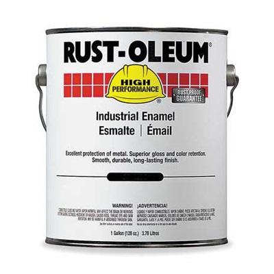 Rustoleum 975 402 1 Gal Navy Gray Enamel Paint 975402 Rus975402