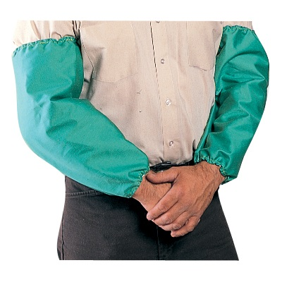 Tillman 6218 100% Cotton Westex Proban Fr7a Flame Retardant Standard Welding Sleeves, Green, Xl, 18 Inch L, 9 Oz 6218 TIL6218