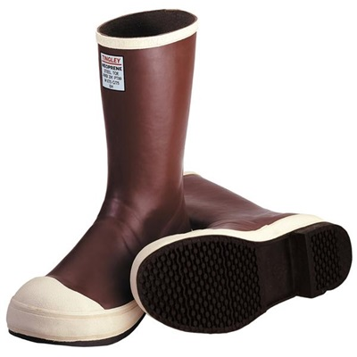 Tingley Mb924b-10 Brick Red Upper Neoprene Upper/Steel Toe Snugleg Boots, Size 10 TINMB924B-10 TINMB924B-10