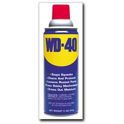 Wd-40 110078 11 Oz Aerosol Can 2-Way Smart Straw Spray, Mild Odor, -50 To 300 Deg F Working Temperature 490040 WD40110078