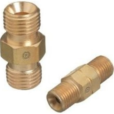 Superior C-20 RH Oxygen B-size to A-size Coupling fitting same as Western #230