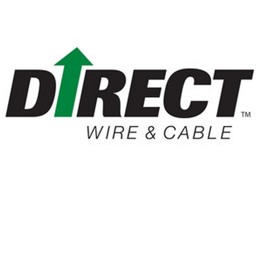 Direct Wire And Cable Cable Whip Made With 2 Cable 10 In