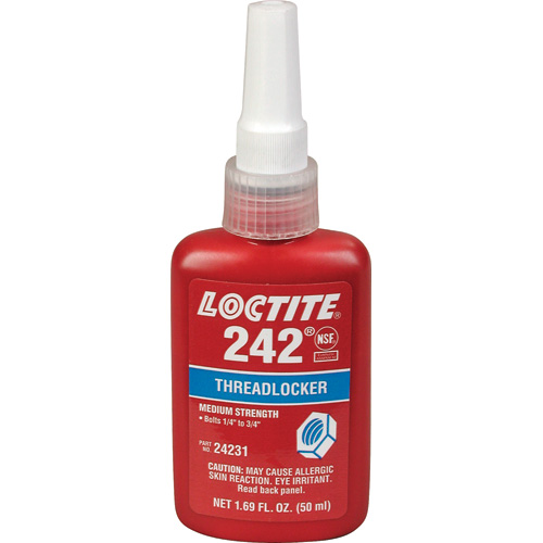 Loctite 24231 50ml btl medium strength threadlocker 24231 for Super glue precio
