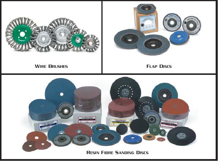 random oxide inch rankin aluminum knot brush cup sanding grit disc dia industries general purpose gasandsupply