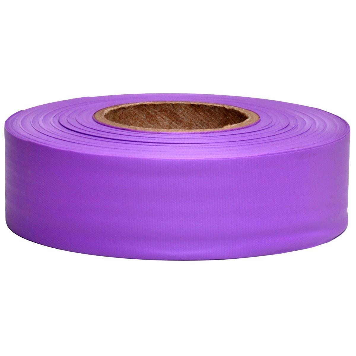 Purple Flagging Tape 1 3 16 Quot Wide 2 Mil 300 Tapeflagp