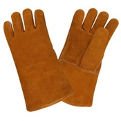 COR7635 - Cordova+7635+Shoulder+Split+Cowhide+Leather+Mens+Welding+Gloves%2c+Russet+Brown%2c+XL%2c+15.75+Inch+L%2c+Straight+Thumb