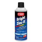 CRC18414 - CRC%c2%ae+Zinc-It%c2%ae+18414+16+oz+Aerosol+Can+Bright+Light+Duty+Instant+Cold+Galvanizing+Spray%2c+Aromatic+Odor