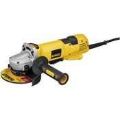 DEWD28114N - Dewalt+Guaranteed+Tough+D28114N+Nylon+Small+Angled+Grinder+With+No+Lock-On+Paddle%2c+4.5+Inch+dia.%2c+2.3+hp%2c+11000+Rpm