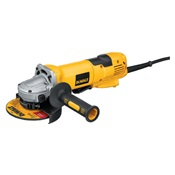 DEWD28144N - Dewalt%c2%ae+Guaranteed+Tough%c2%ae+D28144N+Nylon+Small+Angled+Cut-Off+Grinder+With+No+Lock-On+Paddle%2c+6+Inch+dia.%2c+2.3+hp%2c+9000+Rpm