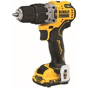 DEWDCD706B - DEWALT+XTREME+12V+HAMMERDRILL+3%2f8IN+BRUSH%2fCORDLESS+(TOOL+ONLY)