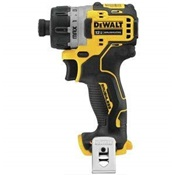 DEWDCF601B - DEWALT+XT12VMAX+1%2f4SCREWDRIVER+BARE+BRUSH%2fCORDLESS