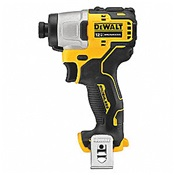 DEWDCF801B - DEWALT+X12VMAX+1%2f4+IMPACT+DRIVER+BRUSH%2fCORDLESS+(TOOL+ONLY)