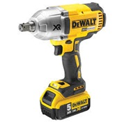 DEWDCF899P2 - Dewalt+20V+MAX*+XR%26%23174%3b+High+Torque+1%2f2%22+Impact+Wrench+w.+Detent+Pin+Anvil+Kit+(5.0Ah)