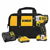 DEWDCF902F2 - DEWALT+X12VMAX+3%2f8+IMPACTWRENCH+BRUSH%2fCORDLESS+KIT