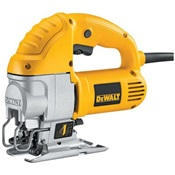 DEWDW317K - DEWALT+DW317K+4.5AMP+VS+ORBITAL+ACTION+1%22%22+STROKE+JIG+SAW+KIT