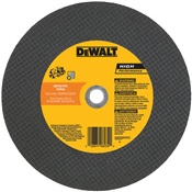 DEWDW8031 - DEWALT%3csup%3e%26reg%3b%3c%2fsup%3e+DW8031+14%26quot%3b+X+1%2f8%26quot%3b+X+20+MM+Ductile+High-Speed+Cut-Off+Wheel