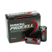 DURPC1300 - Duracell%c2%ae+Procell%c2%ae+PC1300+14000+mAh+Flat+Non-Rechargeable+Alkaline+Battery%2c+1.5+V%2c+D