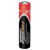 DURPC2400 - Duracell%c2%ae+Procell%c2%ae+PC2400+1000+mAh+Flat+Alkaline+Battery%2c+1.5+V%2c+AAA