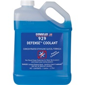 DYN929-4X1 - DYNAFLUX+DEFENSE+929+ANTI+FREEZE(GALLON)