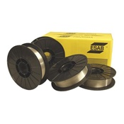 ESA245014709 - ESAB+Dual+Shield+II+70+Ultra+245014709+E71T+Gas+Shielded+Mild+Steel+Flux-Cored+Wire%2c+045+Inch%2c+15+lb+Plastic+Spool