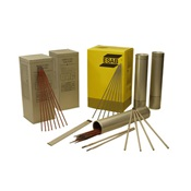 ESA255013310 - ESAB%c2%ae+AtomArc%c2%ae+7018+255013310+Low+Hydrogen+Iron+Powder+Covered+Electrode%2c+3%2f32+Inch+dia.+x+14+Inch+L%2c+50+lb+Hermetically+Sealed
