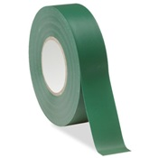 HIIVE-75GN - Harris%c2%ae+VE-75GN+Green+Plasticized+PVC+Backing+Rubber+Adhesive+Electrical+Tape%2c+3%2f4+Inch+W+x+66+ft+L+x+7+mil+T