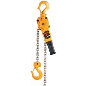 HRRL5LB015-15 - Harrington+L5LB015-15+Nickel+Plated+Chain+Die-Cast+Aluminum+Lever+Hoist%2c+15+ft%2c+1.5+ton%2c+64+lb