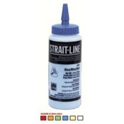 IRW64902 - Irwin%c2%ae+Strait-Line%c2%ae+64902+8+oz+Bottle+Permanent+Marking+Chalk+Refill%2c+Red%2c+Powder+Form