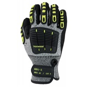 IWR4891-W+XL - IRONWEAR+IMPACT+GLOVE+X-LARGE+CUT+LEVEL+5