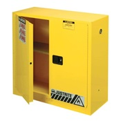 JUS893000 - JUSTRITE+893000+STANDARD+30+GAL.+FLAMMABLE+LIQUID+SAFETY+CABINET